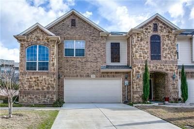 Irving Townhouse For Sale: 3711 Venice Drive