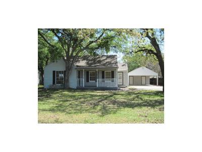 River Oaks Single Family Home For Sale: 1116 Long Avenue