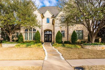 Allen, Celina, Dallas, Frisco, Mckinney, Melissa, Plano, Prosper Single Family Home For Sale: 6384 Bluffview Drive