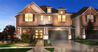 Plano Townhouse For Sale: 2340 Molly Lane
