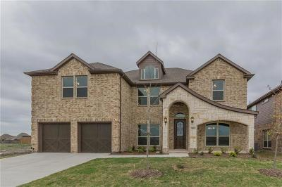 Forney Single Family Home For Sale: 1033 Little Gull Drive