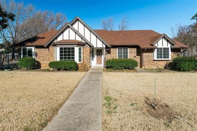 North Richland Hills Single Family Home Active Option Contract: 4525 N Diamond Loch