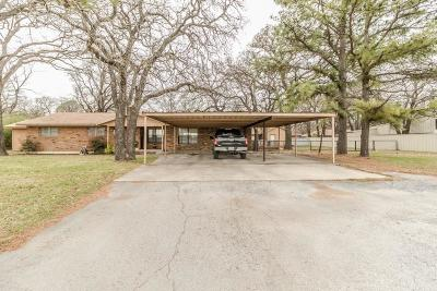 Wise County Single Family Home For Sale: 3104 S Fm 51