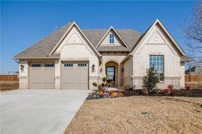 Fort Worth Single Family Home For Sale: 3533 Barber Creek Court