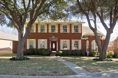 Allen Single Family Home For Sale: 609 Herefordshire Lane