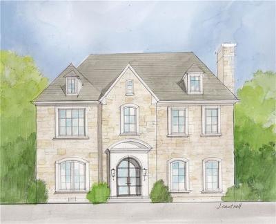University Park Single Family Home For Sale: 3644 Haynie Avenue