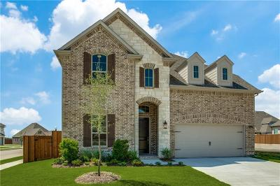 Fort Worth Single Family Home For Sale: 644 Bridgewater Road