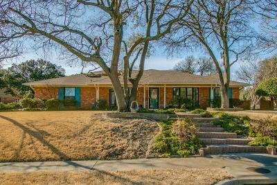 Richardson Single Family Home Active Kick Out: 327 W Lookout Drive