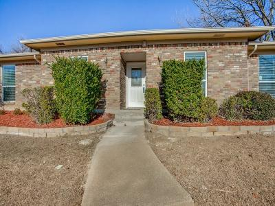 Single Family Home For Sale: 2806 Country Club Parkway