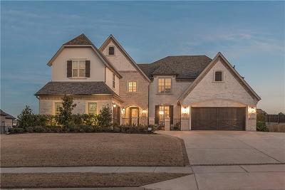 Prosper Single Family Home For Sale: 720 Columbia Court