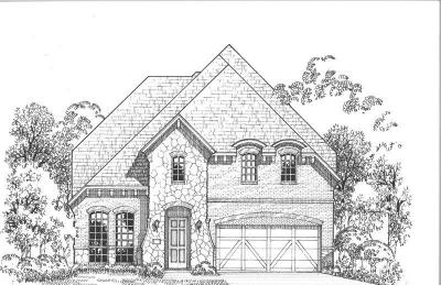 McKinney Single Family Home For Sale: 2308 Spring Drive