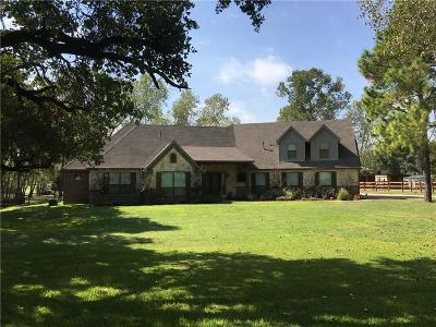 Keller Single Family Home For Sale: 1040 Mount Gilead Road