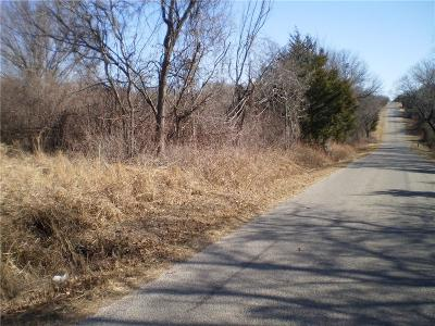 Parker County Farm & Ranch For Sale: Carter Road