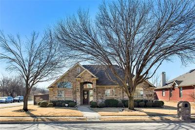 Single Family Home For Sale: 3901 Randall Lane