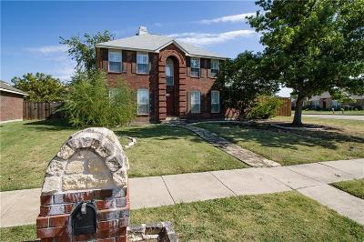 Wylie Single Family Home For Sale: 100 N Westgate Way