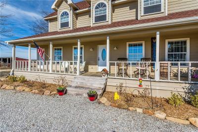 Single Family Home For Sale: 163 Milam Road