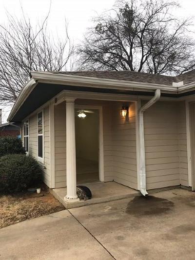 Keene Multi Family Home For Sale: 208 N Valley Verde Circle #C & D
