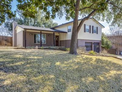 Dallas Single Family Home For Sale: 11614 Rogue Way