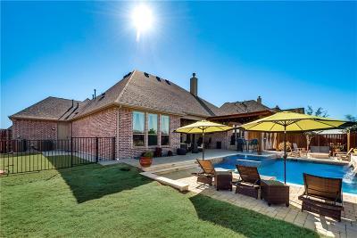 Prosper Single Family Home For Sale: 710 Moss Glen Drive