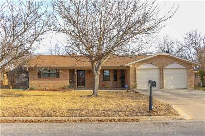 Brownwood Single Family Home For Sale: 1716 Brooks Avenue