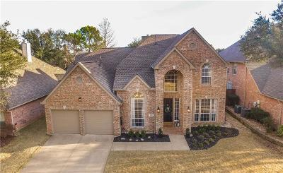 Flower Mound Single Family Home For Sale: 3625 Parkside Place