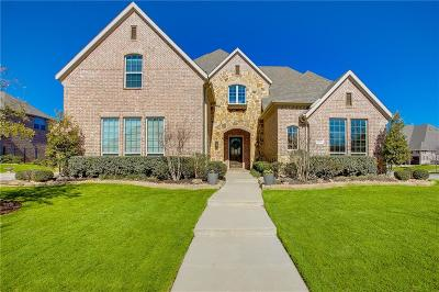 Keller Single Family Home For Sale: 691 Clear Brook Drive