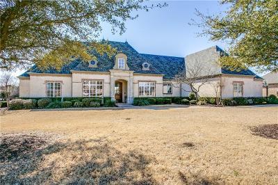 Prosper Single Family Home For Sale: 2900 Vista View
