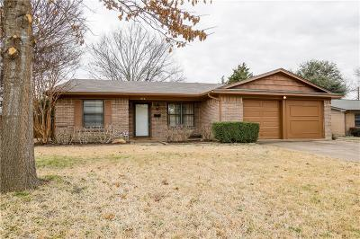 Single Family Home For Sale: 515 Cambridge Drive