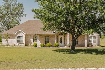 Rhome TX Single Family Home For Sale: $325,000