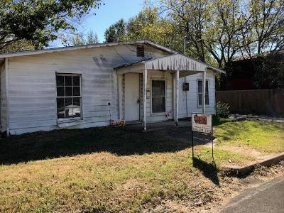Stephenville Single Family Home For Sale: 1250 W Elm Street