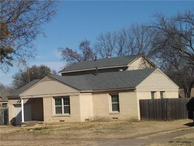 Irving Single Family Home For Sale: 1548 John Smith Drive