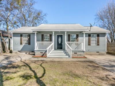 Ennis Single Family Home For Sale: 614 Dallas Street