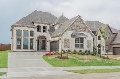 Rockwall Single Family Home For Sale: 921 Colby Bluff Drive