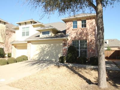 Frisco Townhouse Active Option Contract: 10288 Summit Run Drive