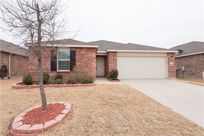 Little Elm Single Family Home For Sale: 1721 Gayla Creek Drive