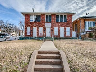 Dallas Multi Family Home For Sale: 422 N Marsalis Avenue