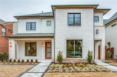 University Park Single Family Home For Sale: 3626 Binkley Avenue