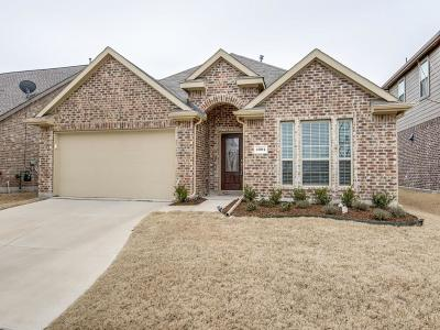 Frisco Single Family Home Active Option Contract: 4004 Fordham Street