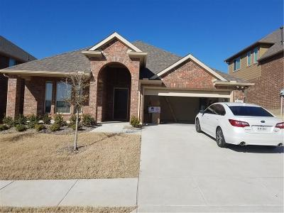 Sachse Single Family Home For Sale: 3409 Rosewood Lane