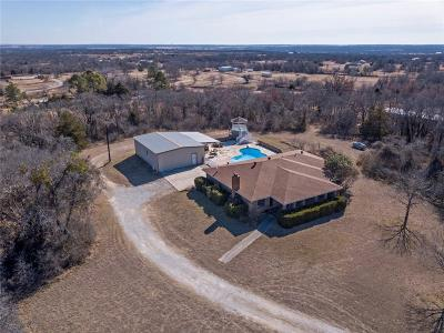 Wise County Single Family Home For Sale: 161 Private Road 3543