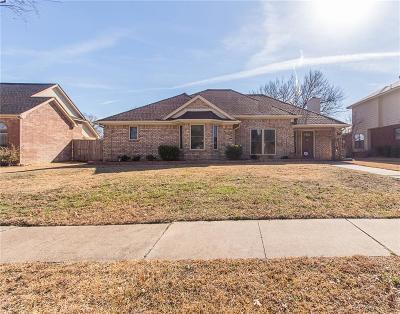 Allen Single Family Home Active Option Contract: 708 E Ridge Street