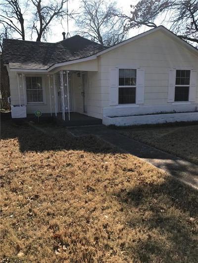 River Oaks Single Family Home For Sale: 4909 White Oak Lane