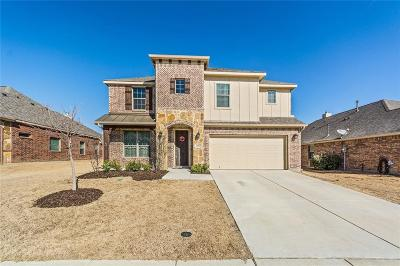 Little Elm Single Family Home For Sale: 2213 Benjamin Creek Drive