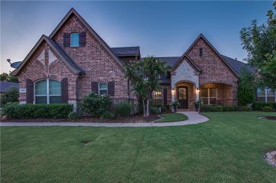 Prosper Single Family Home For Sale: 2601 Fair Oaks Lane