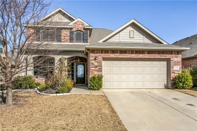 Prosper Single Family Home For Sale: 16309 Toledo Bend Court