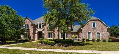 Coppell Single Family Home For Sale: 127 Natches Trace