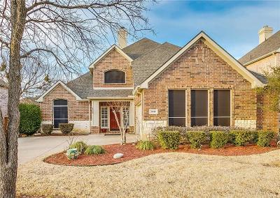 Highland Village Single Family Home For Sale: 3414 Wimbledon Drive