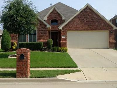 Fort Worth Single Family Home For Sale: 2517 Flowing Springs Drive