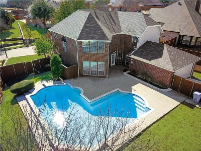 Rowlett Single Family Home Active Contingent: 5105 Gulfport Drive