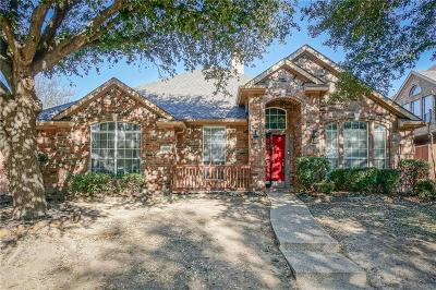 Frisco Single Family Home For Sale: 8608 Pinnacle Drive